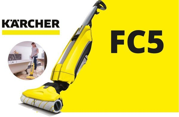 Kärcher FC5