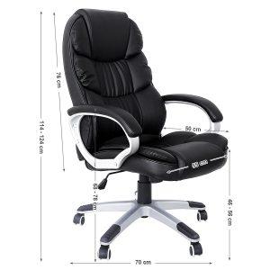 fauteuil songmics